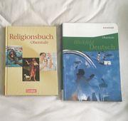 Schulbücher Gymnasium Oberstufe