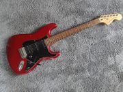 Fender Squier Stratocaster - 20 Jahre