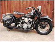 Harley Davidson Umbau