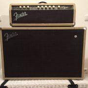 Vintage Fender Bandmaster Amp blonde