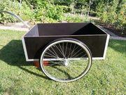 Top Fahrrad Mofa Roller Anhänger