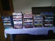 DVD und Blu-ray Sammlung 109-teilig