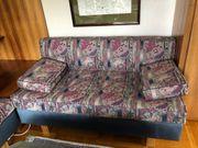 Couch 2 Sitzer und Schlafsofa