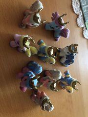 9 Filly Figuren