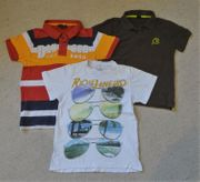 T-Shirts kurzärmlig 2 Gr 140