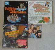 Auswahl 13 Schallplatten - Mix