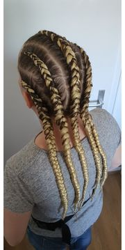 Flechtfrisuren S K Braid Hair