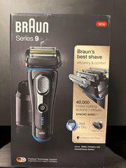 Braun Series 9 Rasierer Wet