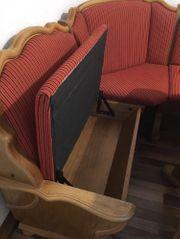 Eckbank inkl Tisch 2 Stühle