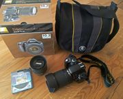 Nikon D40x digitale Spiegelreflex Fotokamera