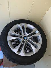 4 x Original BMW Felgen