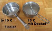 Kochtöpfe von WMF Fissler Berndes