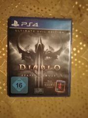 PS4 Spiele Sammlung 6 Spiele