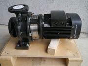 GRUNDFOS Blockpumpe NB32-160 Kreiselpumpe Hauswasserwerk