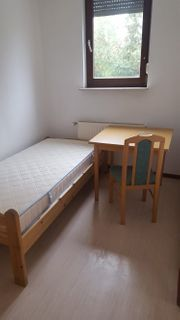 möblierte 1-Zimmer Wohnung - Nachmieter ab