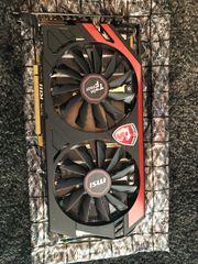 Grafikkarte MSI Radeon R9 280