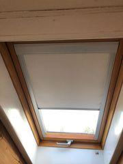 Verdunkelungsrollo innen für Velux Dachfenster