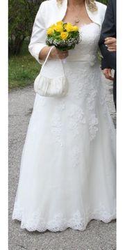 Wunderschönes Brautkleid Gr 42-44