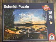 Puzzle 1000 Teile zu tauschen