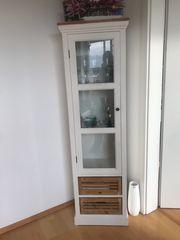 Landhaus Stil Wohnzimmer TV Schrank
