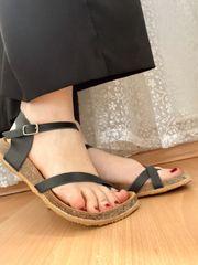Sandalen - handgefertigt - keine Massenware