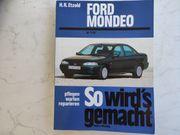 So wird s gemacht - Ford