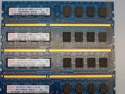 DDR2 4x 2 GB Hynix