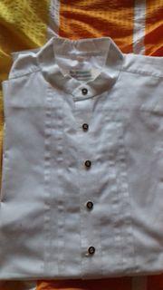 Trachtenhemd Schlupfhemd Der Wildschütz Kragen