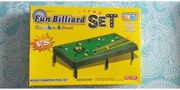 verkaufr Tisch Billiard Neu