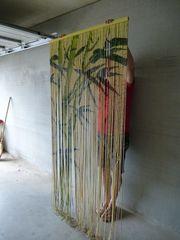 Hochwertiger Holzvorhang zu verkaufen