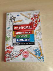 Buch Lego Ninjago