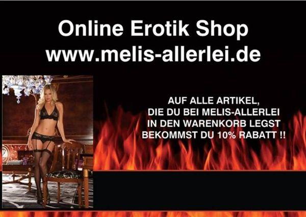 Melis-Allerlei Online Erotik Shop Inh