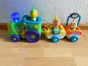 Fisher-Price - Tanzspaß BeatBo Zug Lernspielzeug