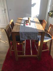 Kommode und Bar Tisch Esstisch