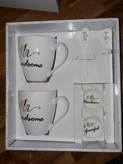 Kaffeebecher Teetasse Set
