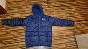 Winterjacke blau 164