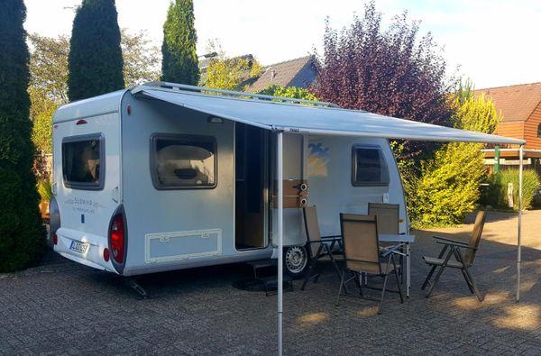 Wohnwagen zu vermieten - von privat