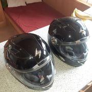 Motorrad Helme gebraucht zu verkaufen