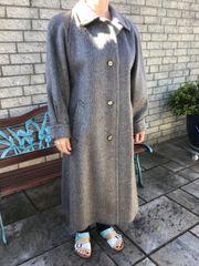 Alpakamantel Damen Gr 42