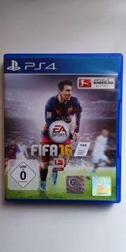 FIFA 16 SPIEL PS4