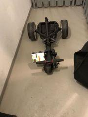 E-Trolley Motocaddie