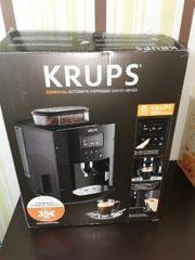 krups kaffeevollautomat neuwertig 24 05