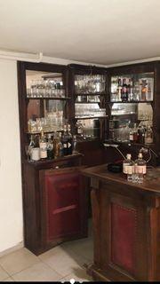 Holz Theke Bar