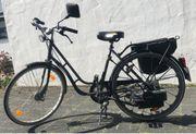 Herkules Saxonette Fahrrad mit Hilfsmotor