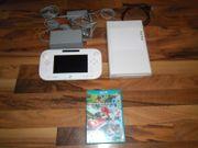 Wii U Konsole mit 3