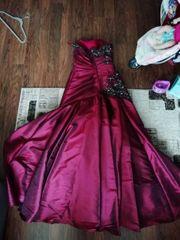 Abendkleid Größe 36 38 neuwertig