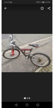 Mountainbike mercury Fahrrad
