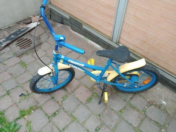 Cruiser dinos 18 Zoll Fahrrad