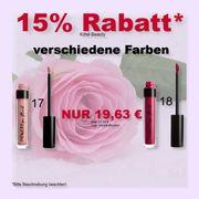 Lippenstift - Nuskin - 15 Rabatt - NEU