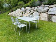 Gartenmöbel Terrasse Balkon - Stühle Tische -